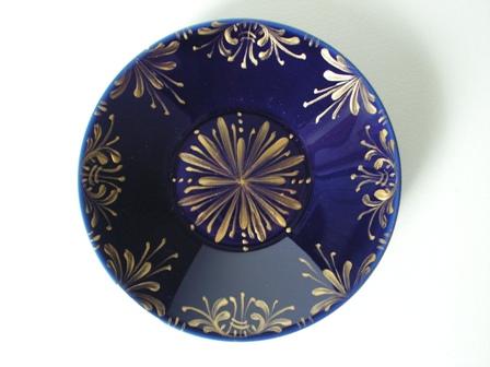assiette-porcelaine-peinte-main